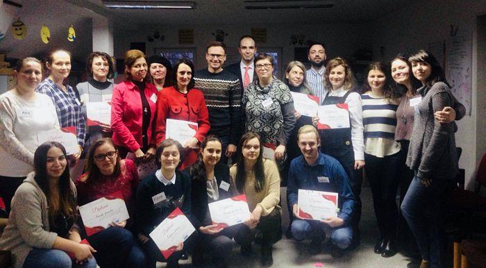 Curs De Formare Profesională Pentru Specialiștii Din Iași